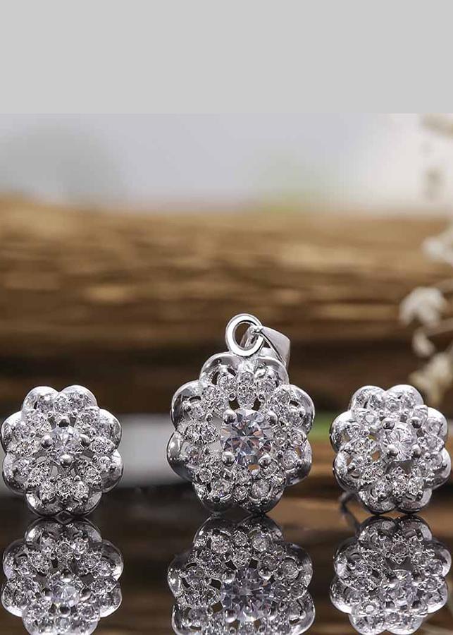 Bộ trang sức bạc Shera Like