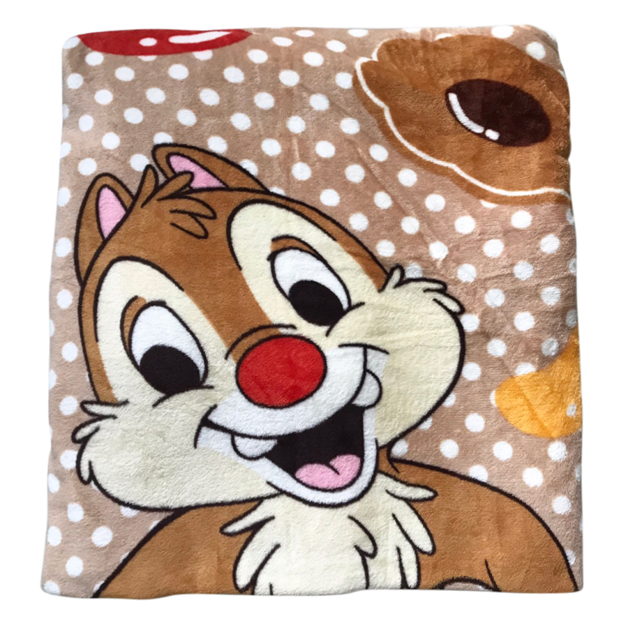 Chăn (Mền) In Hình Disney Cao Cấp Lông Mềm Mẫu 4 (2m x 1m6)