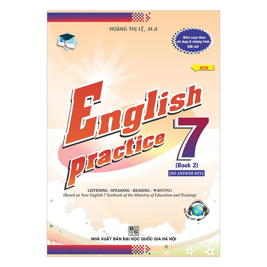 English Practice 7/2 Không Đáp Án