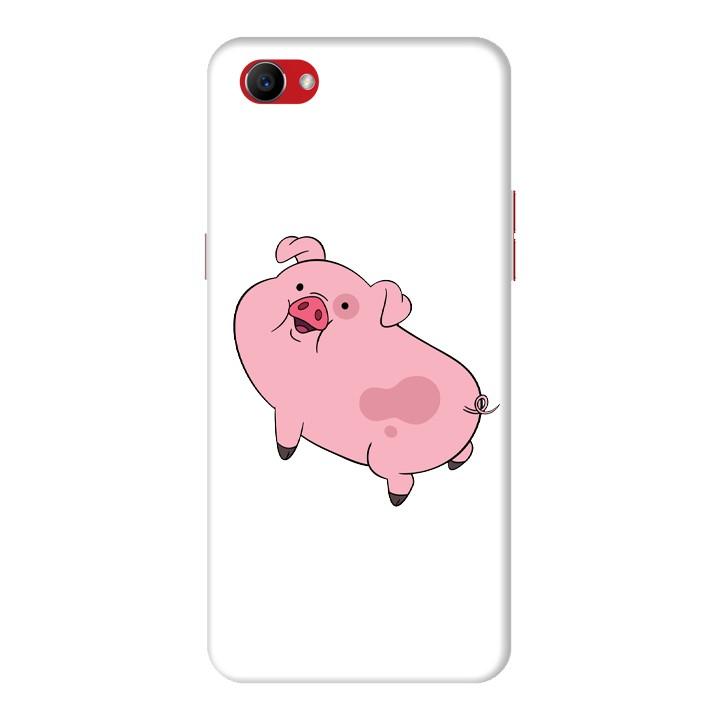 Ốp Lưng Dành Cho Điện Thoại Oppo F7 Youth Pig Pig - Mẫu 6