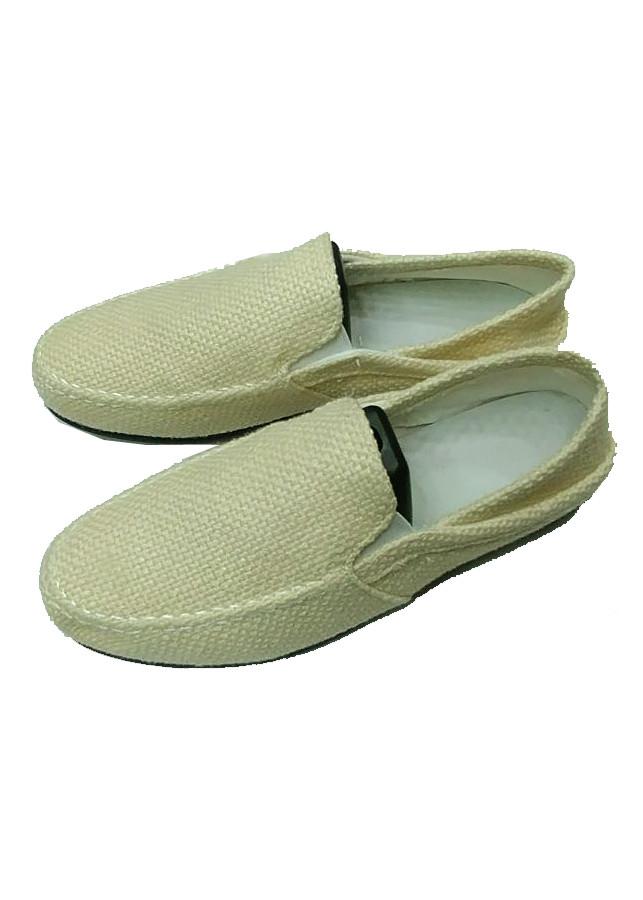 Giày lười vải nam đế bệt mềm vải bố G56 - 2308643 , 8269320766702 , 62_14863063 , 300000 , Giay-luoi-vai-nam-de-bet-mem-vai-bo-G56-62_14863063 , tiki.vn , Giày lười vải nam đế bệt mềm vải bố G56