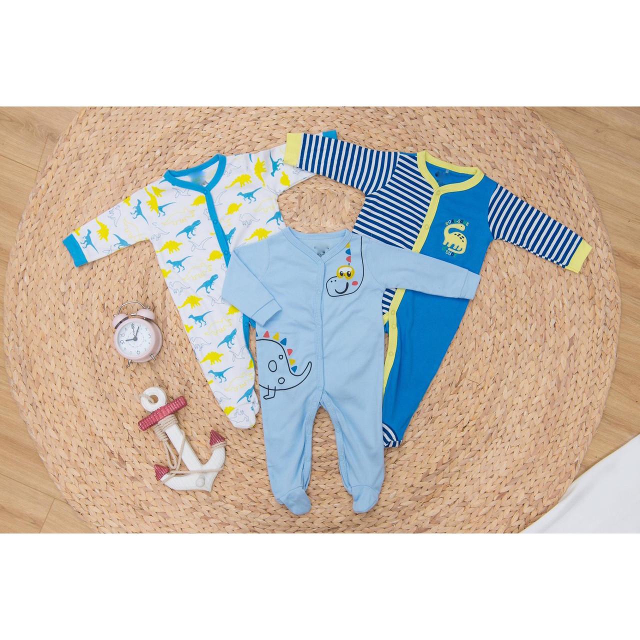 Set 3 body dài liền tất cho bé trai, quần áo thu đông cho bé - 16295861 , 1746401909236 , 62_23482651 , 250000 , Set-3-body-dai-lien-tat-cho-be-trai-quan-ao-thu-dong-cho-be-62_23482651 , tiki.vn , Set 3 body dài liền tất cho bé trai, quần áo thu đông cho bé