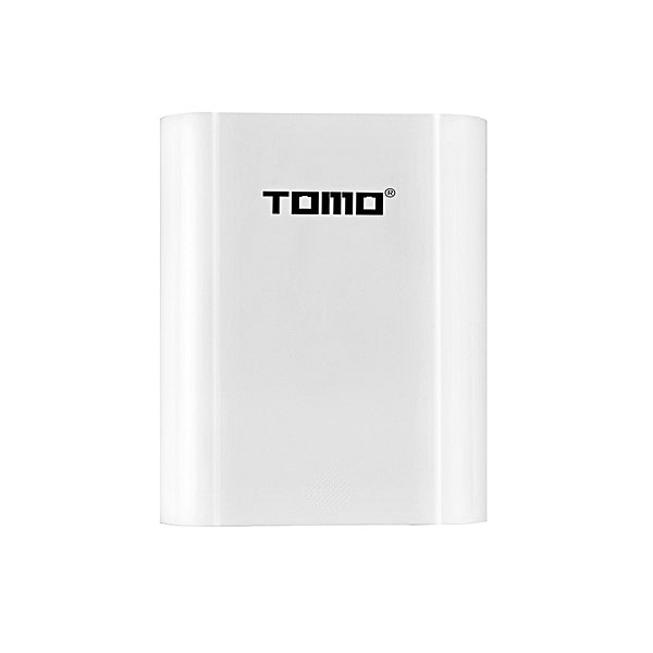 TOMO M4 Battery Charger 4*18650 Power Bank External USB Charger with Intelligent LCD Display for iPhone X Samsung S8