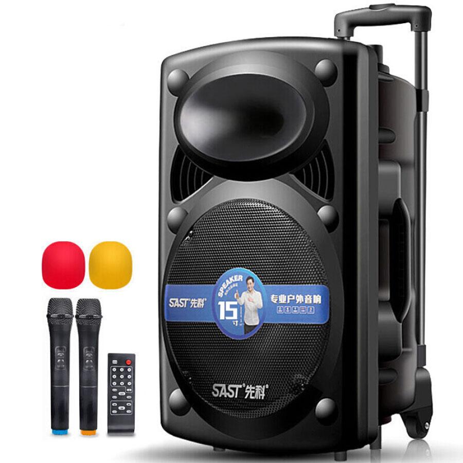 Loa Bluetooth Cầm Tay Công Suất Cao SAST A90