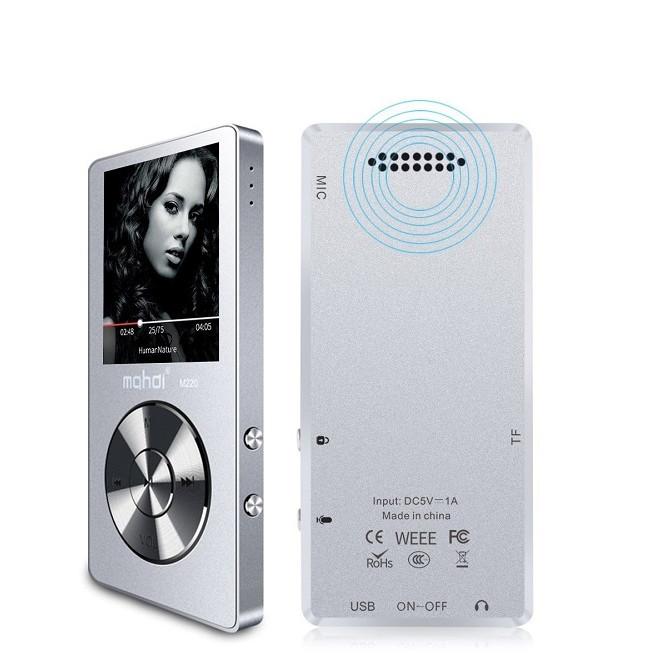 Máy nghe nhạc mp3 HI-FI Lossless Mahdi M220 8GB - Hàng nhập khẩu - 18817530 , 4656153416906 , 62_23266052 , 850000 , May-nghe-nhac-mp3-HI-FI-Lossless-Mahdi-M220-8GB-Hang-nhap-khau-62_23266052 , tiki.vn , Máy nghe nhạc mp3 HI-FI Lossless Mahdi M220 8GB - Hàng nhập khẩu