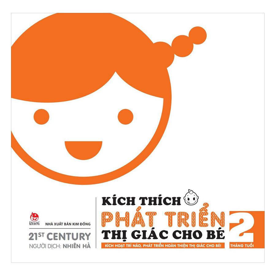 Kích Thích Phát Triển Thị Giác Cho Bé - 2 Tháng Tuổi (Tái Bản 2018) - 1023813 , 2966379964368 , 62_2987133 , 30000 , Kich-Thich-Phat-Trien-Thi-Giac-Cho-Be-2-Thang-Tuoi-Tai-Ban-2018-62_2987133 , tiki.vn , Kích Thích Phát Triển Thị Giác Cho Bé - 2 Tháng Tuổi (Tái Bản 2018)