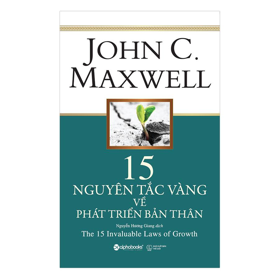 15 Nguyên Tắc Vàng Về Phát Triển Bản Thân (Tái Bản 2018) - 1418564 , 9348053213024 , 62_13720794 , 159000 , 15-Nguyen-Tac-Vang-Ve-Phat-Trien-Ban-Than-Tai-Ban-2018-62_13720794 , tiki.vn , 15 Nguyên Tắc Vàng Về Phát Triển Bản Thân (Tái Bản 2018)