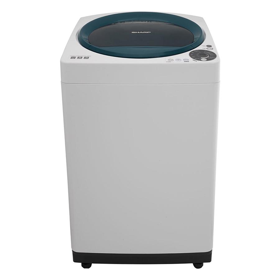 Máy Giặt Cửa Trên Sharp ES-U80GV-G (8.0 Kg) - Hàng Chính Hãng