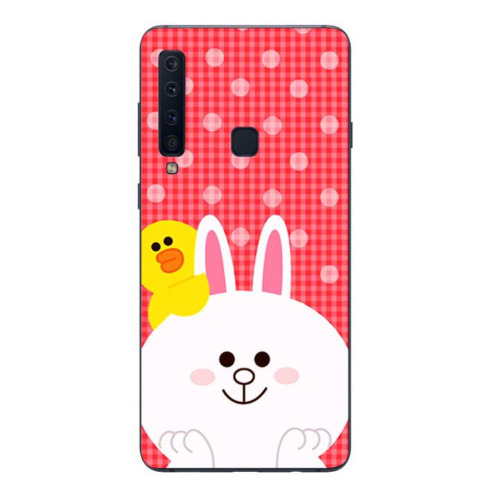 Ốp lưng Dẻo Cho Samsung Galaxy A9 2018 - Cony 01