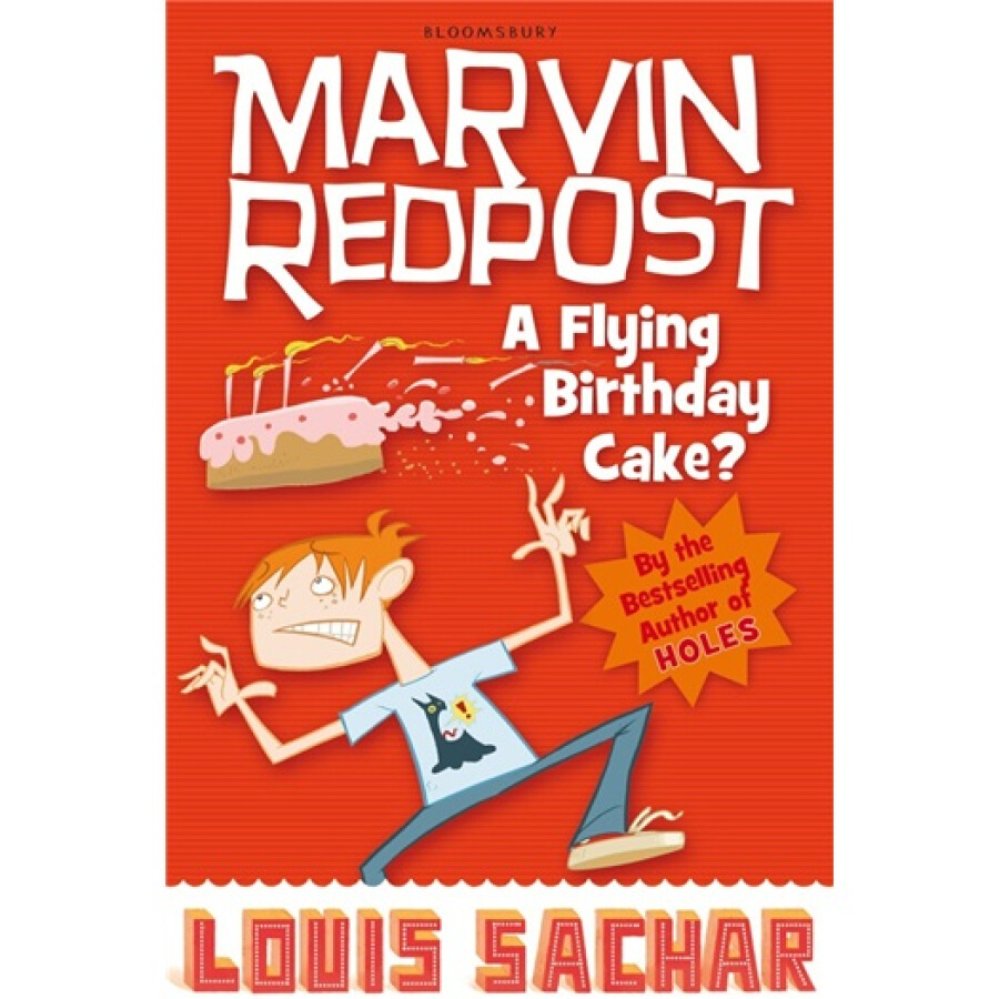 Marvin Redpost: A Flying Birthday Cake? - 1233591 , 1195148705807 , 62_5260791 , 179000 , Marvin-Redpost-A-Flying-Birthday-Cake-62_5260791 , tiki.vn , Marvin Redpost: A Flying Birthday Cake?