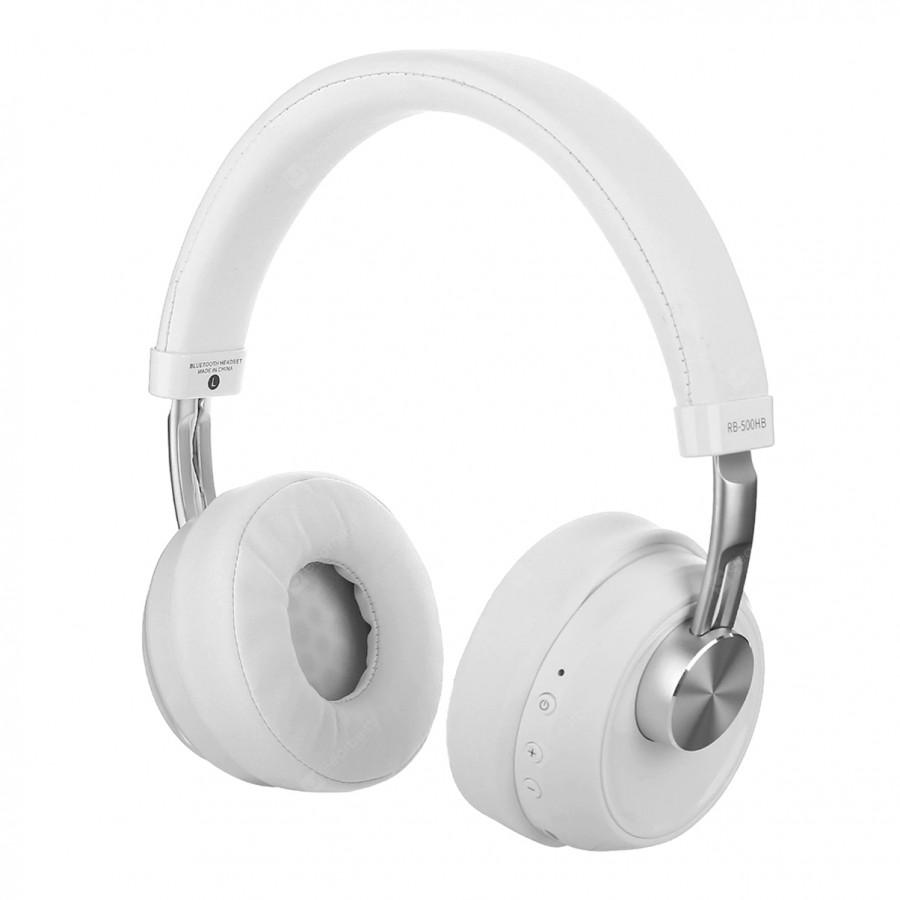 Tai Nghe  Headphone Bluetooth VIP Remax RB-500HB - Hàng Chính Hãng - 9710789 , 6813919355512 , 62_16027776 , 7000000 , Tai-Nghe-Headphone-Bluetooth-VIP-Remax-RB-500HB-Hang-Chinh-Hang-62_16027776 , tiki.vn , Tai Nghe  Headphone Bluetooth VIP Remax RB-500HB - Hàng Chính Hãng