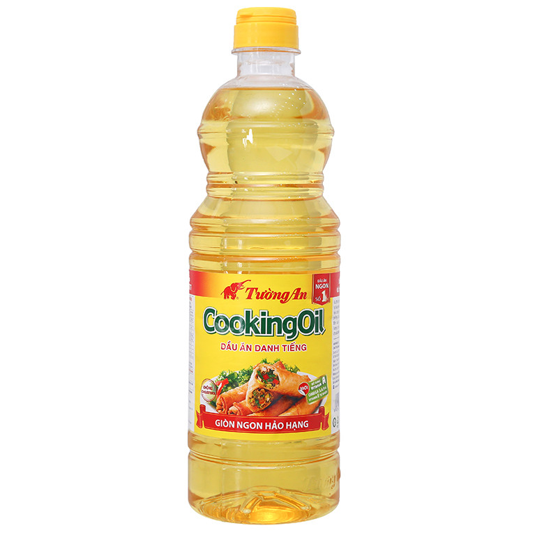Dầu Thực Vật Tường An Cooking Oil 1 lít