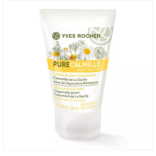 Kem Dưỡng Ẩm Ngày Và Đêm Day/Night Moisturizing Cream Yves Rocher (40 ml)