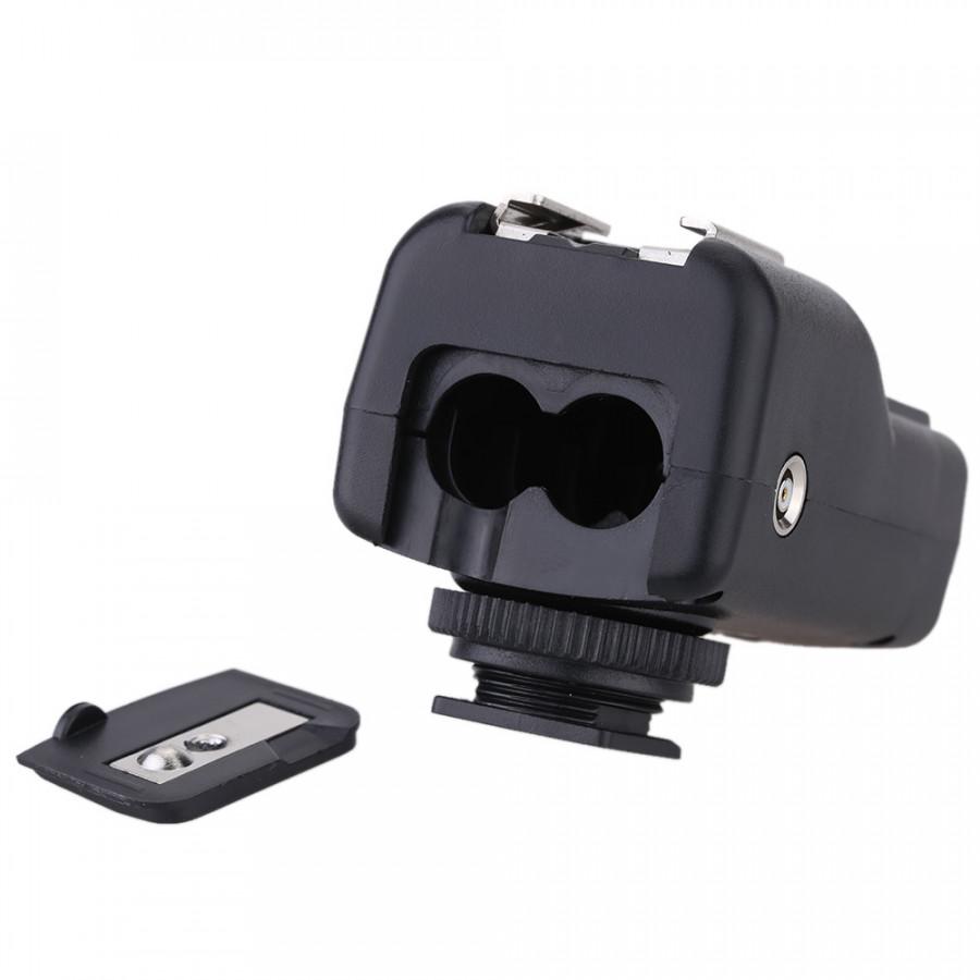 Bộ Kích Hoạt Đèn Flash Từ Xa Không Dây Cho Máy Canon Pentax