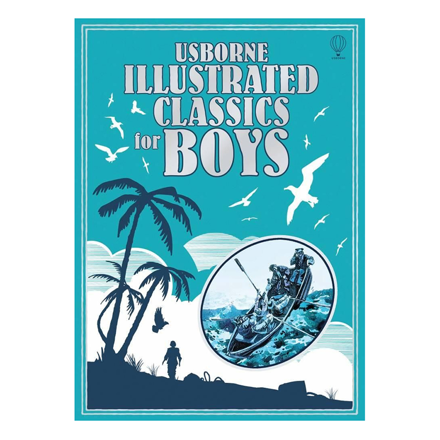 Illustrated Classics for Boys - 1078977 , 8856513493202 , 62_4113845 , 594000 , Illustrated-Classics-for-Boys-62_4113845 , tiki.vn , Illustrated Classics for Boys