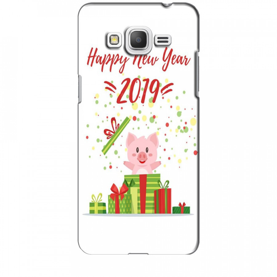 Ốp lưng dành cho điện thoại  SAMSUNG GALAXY GRAND PRIME Happy New Year Mẫu 3