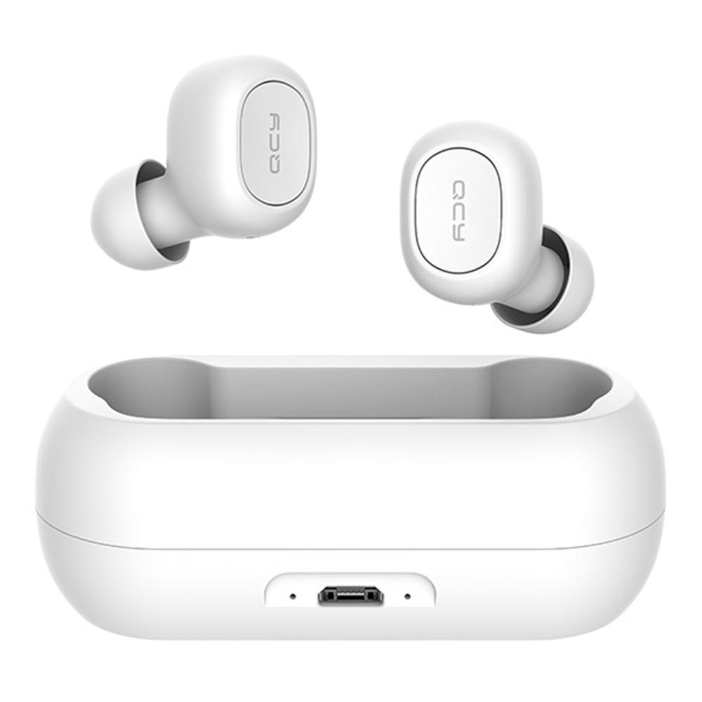 Tai Nghe Bluetooth Không Dây QCY T1-Hàng Chính Hãng (Tặng kèm đầu chuyển đổi Micro USB sang Lightning) - 16420788 , 7075930276798 , 62_24742319 , 599000 , Tai-Nghe-Bluetooth-Khong-Day-QCY-T1-Hang-Chinh-Hang-Tang-kem-dau-chuyen-doi-Micro-USB-sang-Lightning-62_24742319 , tiki.vn , Tai Nghe Bluetooth Không Dây QCY T1-Hàng Chính Hãng (Tặng kèm đầu chuyển đổ