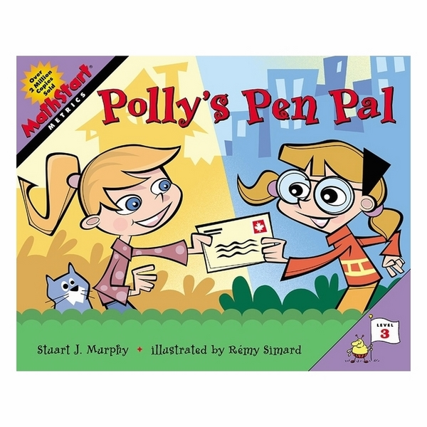 Mathstart L3:Pollys Pen Pal