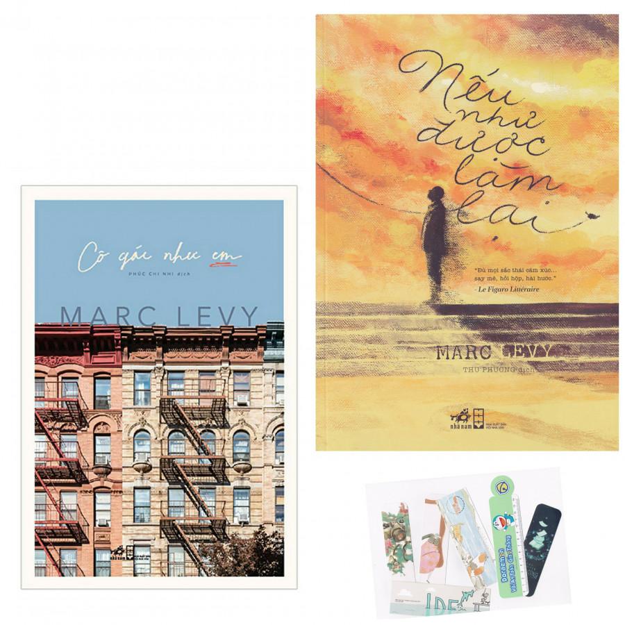 Combo 2 cuốn: Cô Gái Như Em + Nếu Như Được Làm Lại - Tặng Kèm Bookmark PD