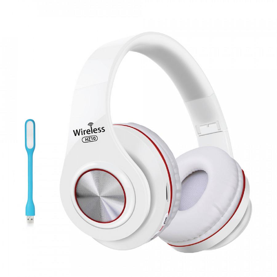 Headphone Bluetooth 4.2 (Tai nghe chụp tai không dây) HZ10 KUYIN + Tặng Led USB (Giao màu ngẫu nhiên) - 5050149 , 4482207910478 , 62_15669933 , 649000 , Headphone-Bluetooth-4.2-Tai-nghe-chup-tai-khong-day-HZ10-KUYIN-Tang-Led-USB-Giao-mau-ngau-nhien-62_15669933 , tiki.vn , Headphone Bluetooth 4.2 (Tai nghe chụp tai không dây) HZ10 KUYIN + Tặng Led USB (