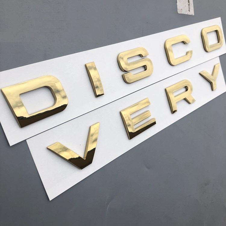 Decal Tem Chữ Discovery 3D Dán Trang Trí Ô Tô Màu Vàng AZONE - 1781925 , 9186630303474 , 62_13569341 , 345000 , Decal-Tem-Chu-Discovery-3D-Dan-Trang-Tri-O-To-Mau-Vang-AZONE-62_13569341 , tiki.vn , Decal Tem Chữ Discovery 3D Dán Trang Trí Ô Tô Màu Vàng AZONE