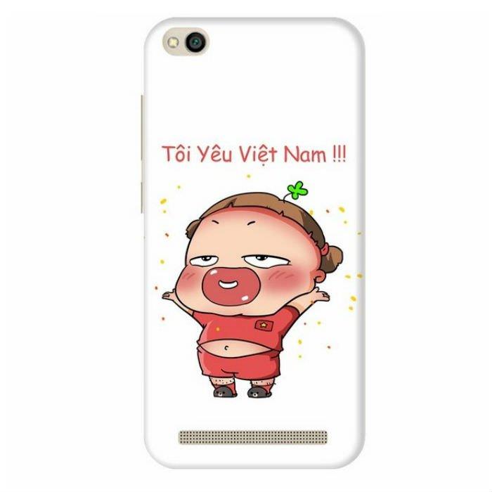 Ốp Lưng Dành Cho Xiaomi Redmi 5A Quynh Aka 1