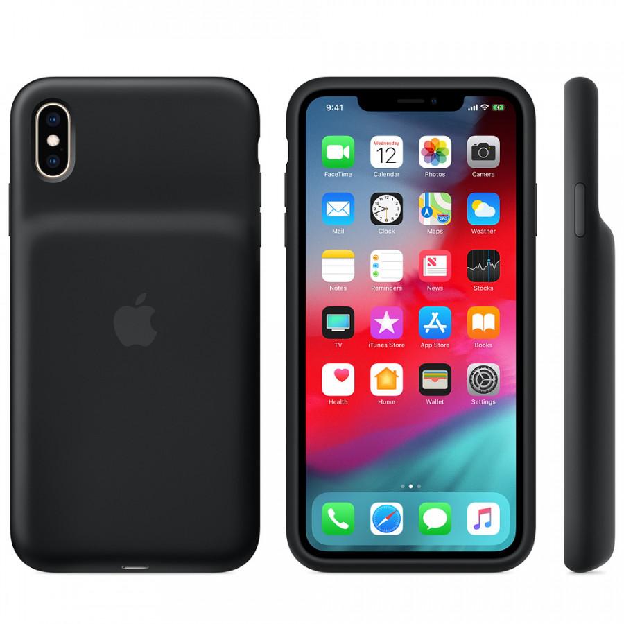 Ốp Lưng Tích Hợp Pin Sạc Dự Phòng Apple Smart Battery Case Cho iPhone XS / XS Max / XR - Nhập Khẩu Chính Hãng - 7160838 , 2321819705244 , 62_10649897 , 3990000 , Op-Lung-Tich-Hop-Pin-Sac-Du-Phong-Apple-Smart-Battery-Case-Cho-iPhone-XS--XS-Max--XR-Nhap-Khau-Chinh-Hang-62_10649897 , tiki.vn , Ốp Lưng Tích Hợp Pin Sạc Dự Phòng Apple Smart Battery Case Cho iPhone XS /