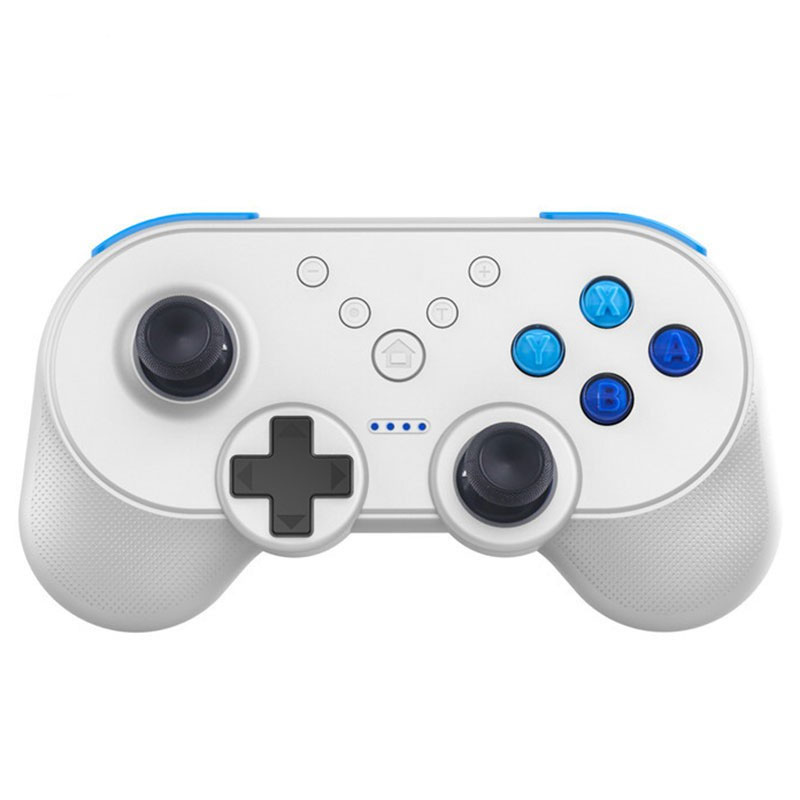Mini Handle Wireless Controller for Nintendo Switch Joy-Con Games w/ NFC Vibration Function