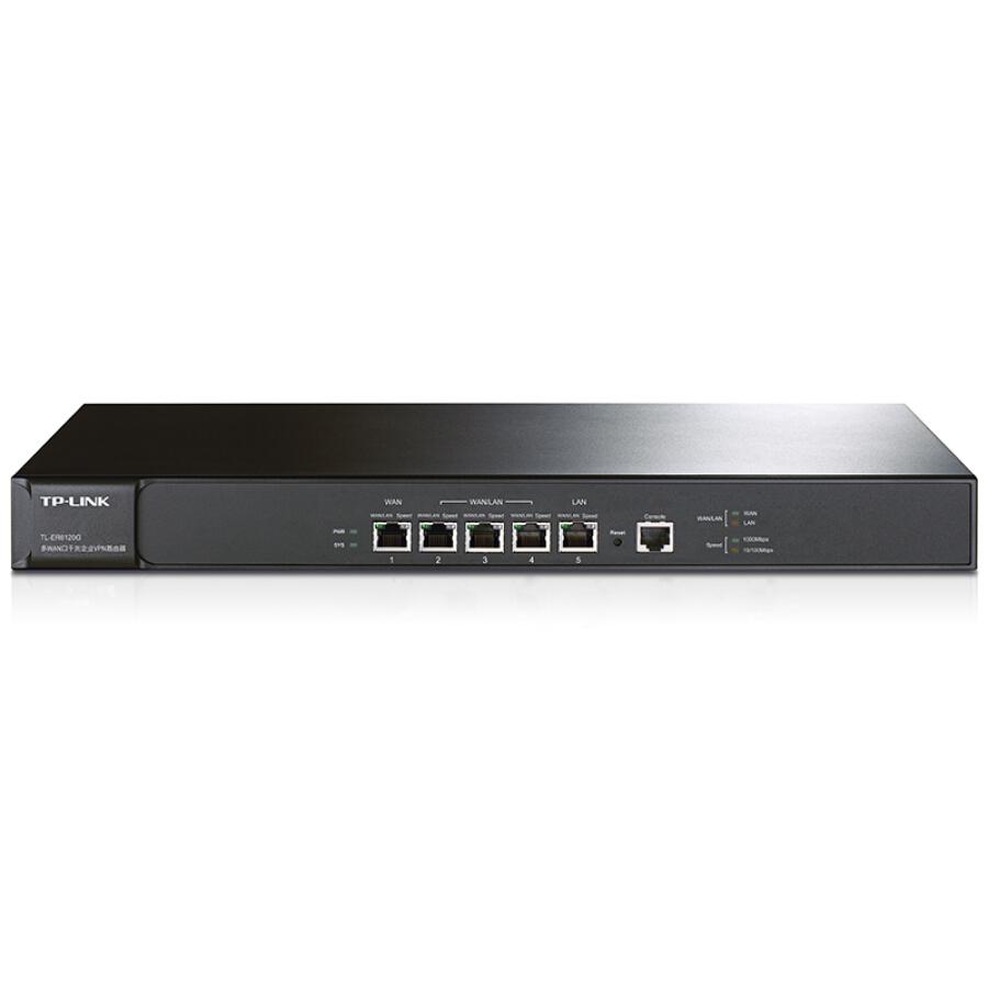 Bộ Định Tuyến TP-LINK TL-ER6120G Enterprise Gigabit - 996569 , 8182344469063 , 62_5622529 , 7110000 , Bo-Dinh-Tuyen-TP-LINK-TL-ER6120G-Enterprise-Gigabit-62_5622529 , tiki.vn , Bộ Định Tuyến TP-LINK TL-ER6120G Enterprise Gigabit
