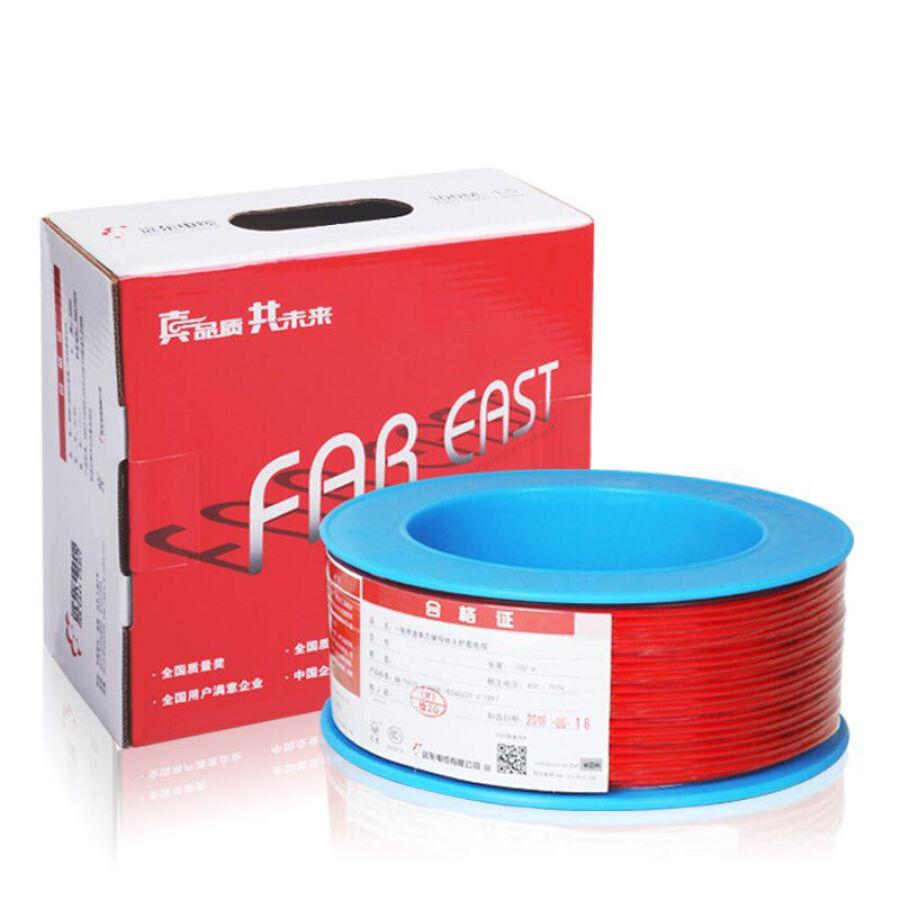 Dây Cáp Dân Dụng 1 Lõi Đồng Far East Cable BV2.5 (100m) - 1277326 , 1176355230122 , 62_9255913 , 1049000 , Day-Cap-Dan-Dung-1-Loi-Dong-Far-East-Cable-BV2.5-100m-62_9255913 , tiki.vn , Dây Cáp Dân Dụng 1 Lõi Đồng Far East Cable BV2.5 (100m)