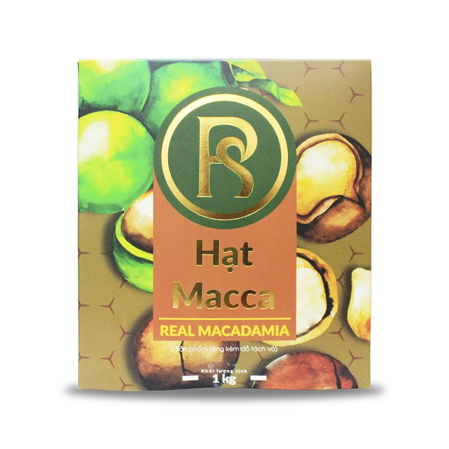 Hộp Hạt Macca Úc Real Food - 1219284 , 4083146260787 , 62_8124796 , 432000 , Hop-Hat-Macca-Uc-Real-Food-62_8124796 , tiki.vn , Hộp Hạt Macca Úc Real Food