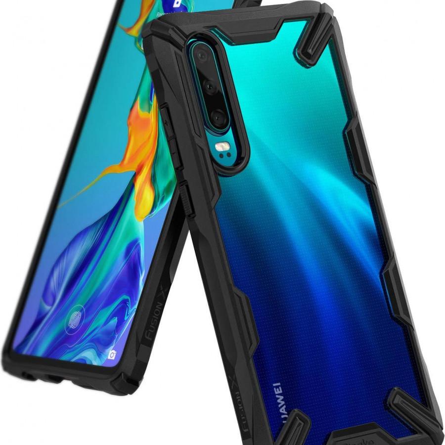Ốp lưng chống sốc hàng hiệu Ringke Fusion X cho Huawei P30 Pro / Huawei P30 - Hàng chính hãng - 2378090 , 2903689968006 , 62_15691544 , 389000 , Op-lung-chong-soc-hang-hieu-Ringke-Fusion-X-cho-Huawei-P30-Pro--Huawei-P30-Hang-chinh-hang-62_15691544 , tiki.vn , Ốp lưng chống sốc hàng hiệu Ringke Fusion X cho Huawei P30 Pro / Huawei P30 - Hàng chí