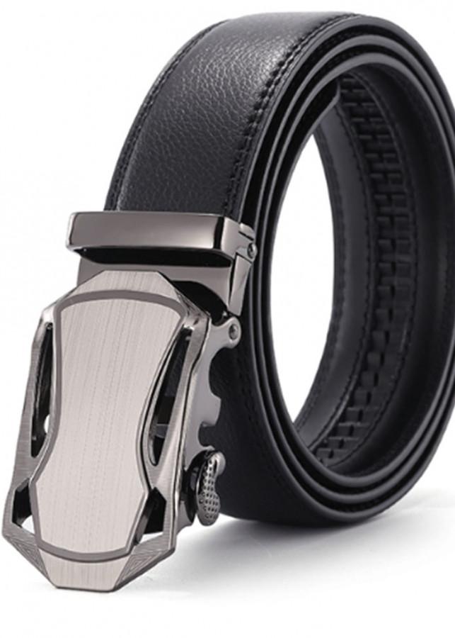Thắt lưng da nam cao cấp MP02 bạc