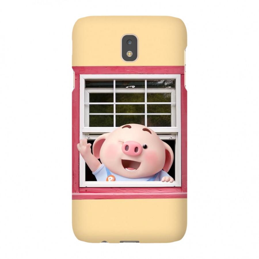Ốp Lưng Cho Điện Thoại Samsung Galaxy J7 (2017) - Mẫu heocon 013