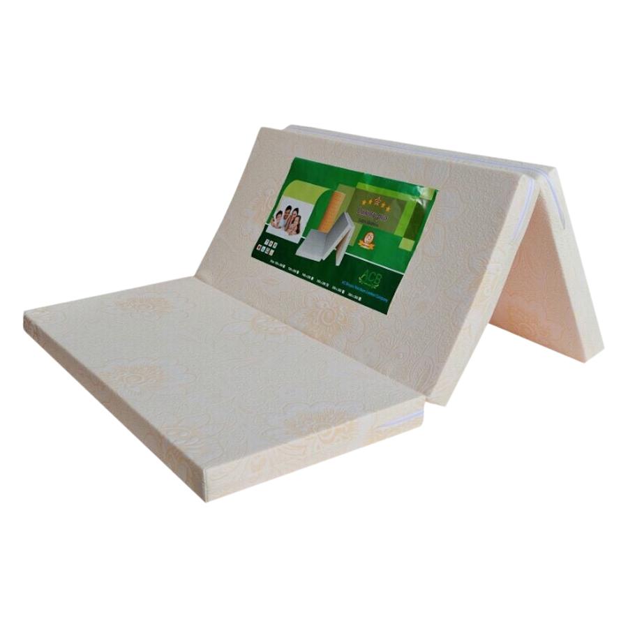 Nệm Cao Su Khoa Học Luxury Pro Gấp 3 ACB ACLUG2010 (200 x 200 x 10 cm)