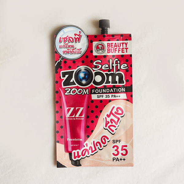 Kem nền Zoom Zoom SPF 35 PA++ (1 gói*7 gram)