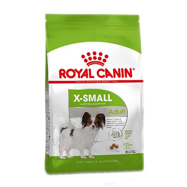 Thức Ăn Cho Chó Royal Canin Xsmall Adult (500g)