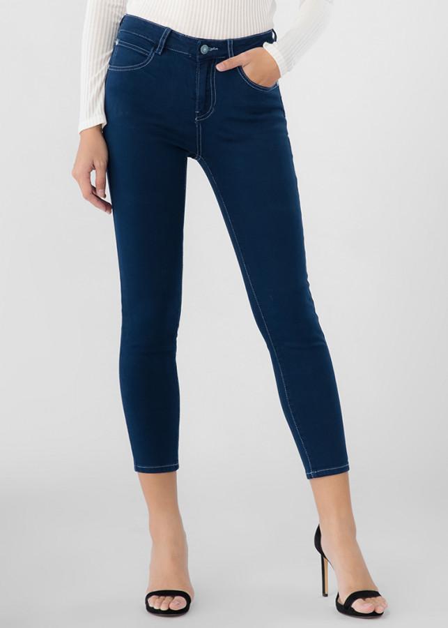 Quần Jeans Nữ Skinny Thời Trang A91 JEANS - LW3 (Xanh)