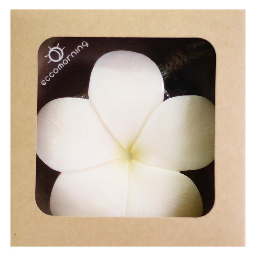 Xà Bông Thiên Nhiên Hình Hoa Hương Sứ Eccomorning Natural Handmade Soap (100g)