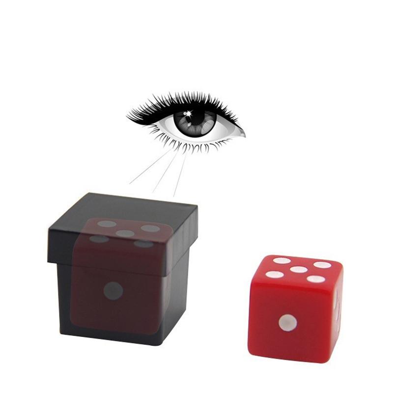 Đồ chơi dụng cụ ảo thuật thú vị: Xí ngầu thiên lý nhãn 3.0