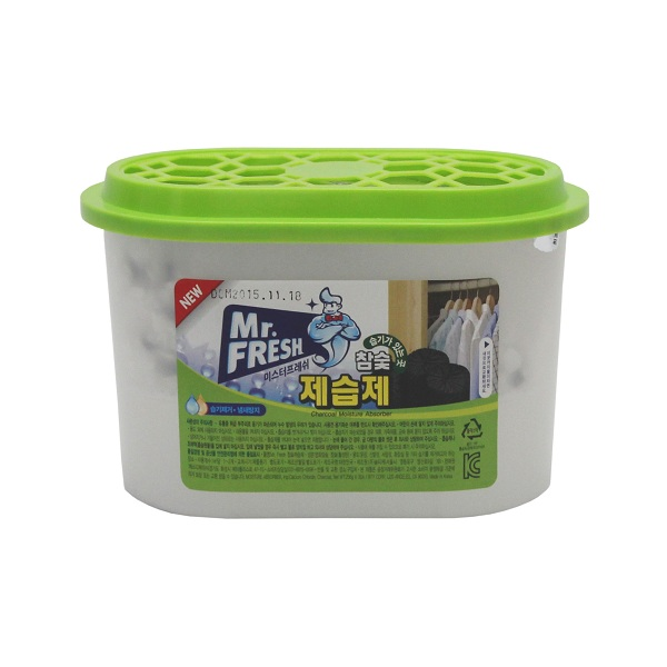 Bình hút ẩm than hoạt tính Mr Fresh - Korea 256g - 991003 , 8138072570458 , 62_2622703 , 60000 , Binh-hut-am-than-hoat-tinh-Mr-Fresh-Korea-256g-62_2622703 , tiki.vn , Bình hút ẩm than hoạt tính Mr Fresh - Korea 256g
