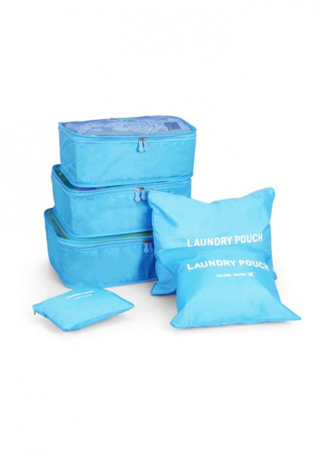 Bộ 6 Túi Du Lịch Laundry Pouch