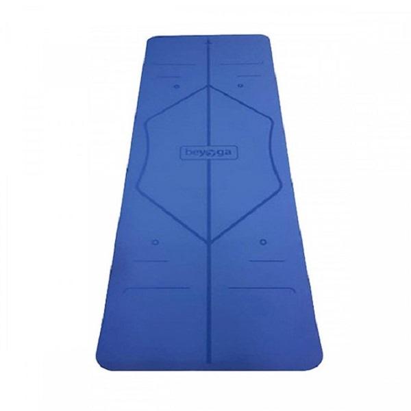 Thảm Yoga Định Tuyến 6mm 2 Lớp ( kèm túi đựng)