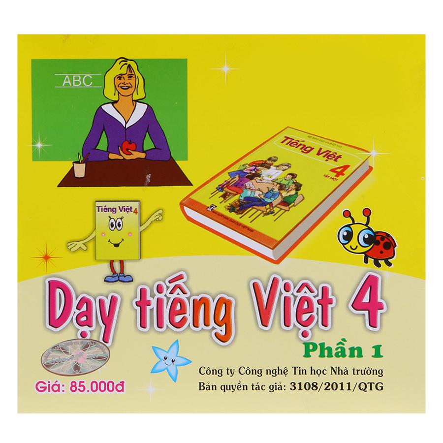 Phần Mềm Dạy Tiếng Việt 4 Phần 1 DTV4P1