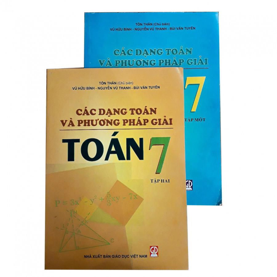 Combo Các dạng bài toán và phương pháp giải Toán lớp 7 tập 12 - 1697288 , 3156354723151 , 62_11783257 , 130000 , Combo-Cac-dang-bai-toan-va-phuong-phap-giai-Toan-lop-7-tap-12-62_11783257 , tiki.vn , Combo Các dạng bài toán và phương pháp giải Toán lớp 7 tập 12