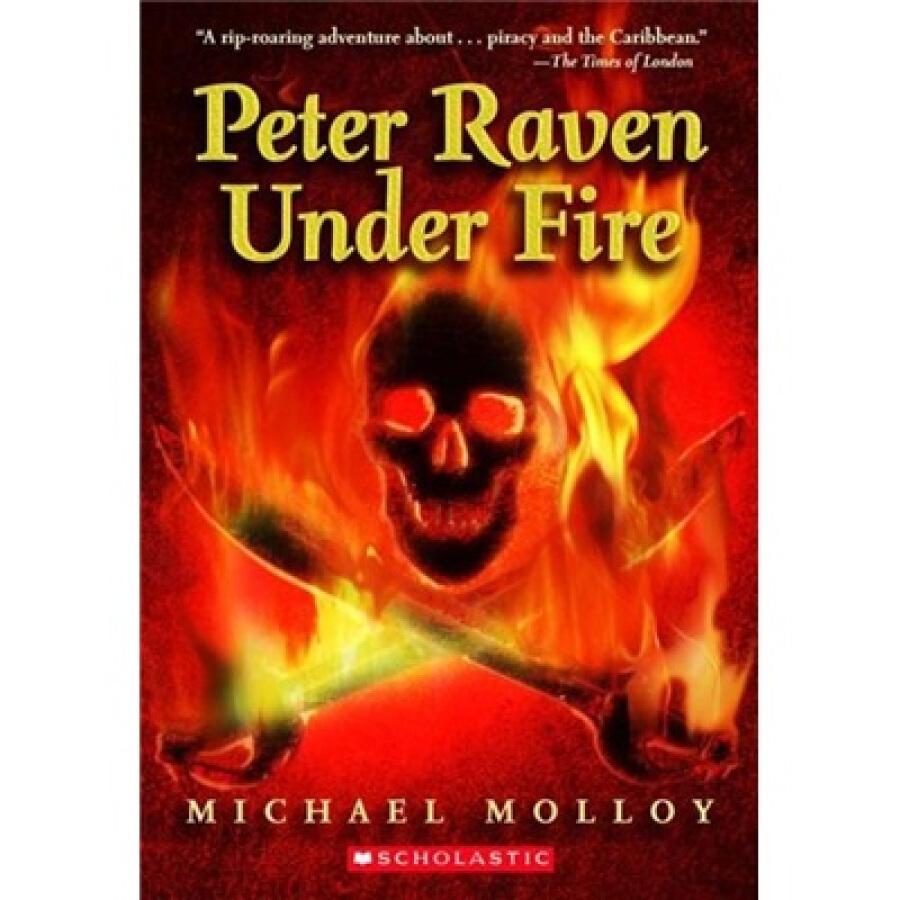 Peter Raven Under Fire - 1231309 , 9696704981007 , 62_5253099 , 187000 , Peter-Raven-Under-Fire-62_5253099 , tiki.vn , Peter Raven Under Fire