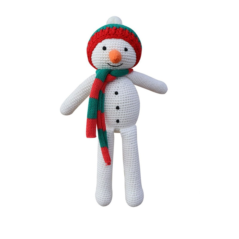 Thú Bông Wowlen Snowman