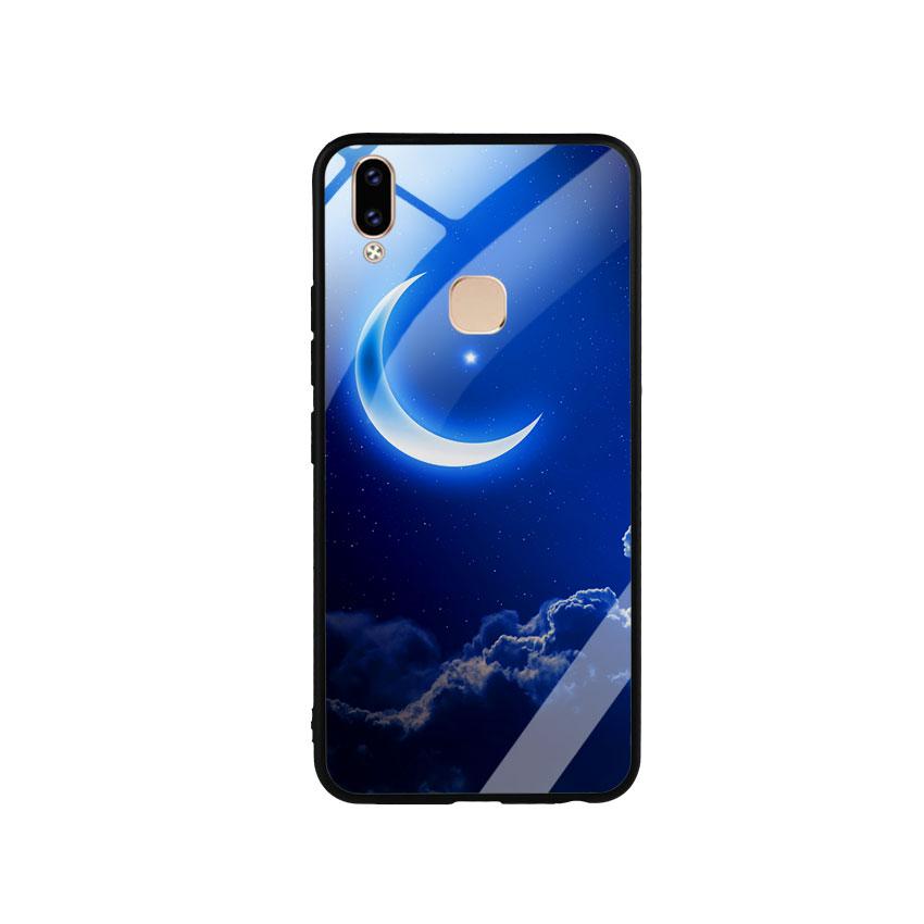 Ốp Lưng Kính Cường Lực cho điện thoại Vivo V9 -  0220 MOON01