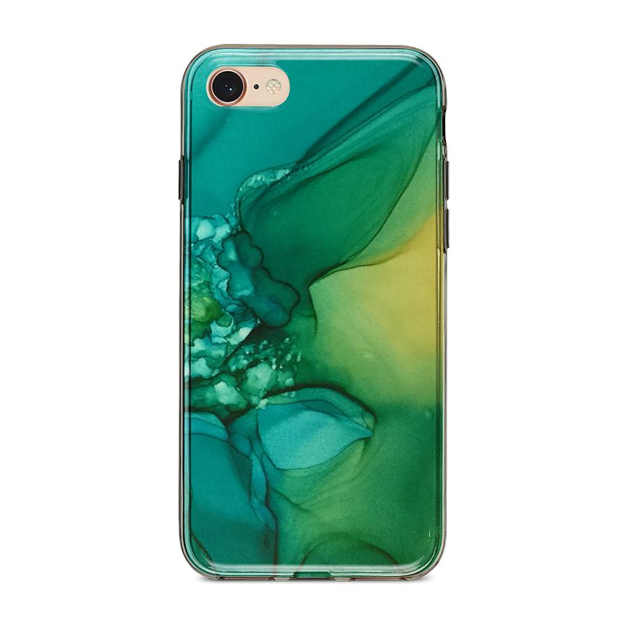 Ốp Lưng Điện Thoại Vân Đá Mika Cho iPhone 7 / 8 A-001-010-C-IP7