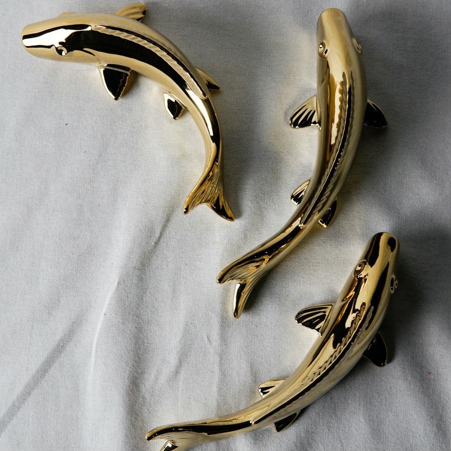 Tượng Cá Chép Trang Trí Amaru - Vàng Đồng - 1574450 , 3030114071839 , 62_10286381 , 802000 , Tuong-Ca-Chep-Trang-Tri-Amaru-Vang-Dong-62_10286381 , tiki.vn , Tượng Cá Chép Trang Trí Amaru - Vàng Đồng
